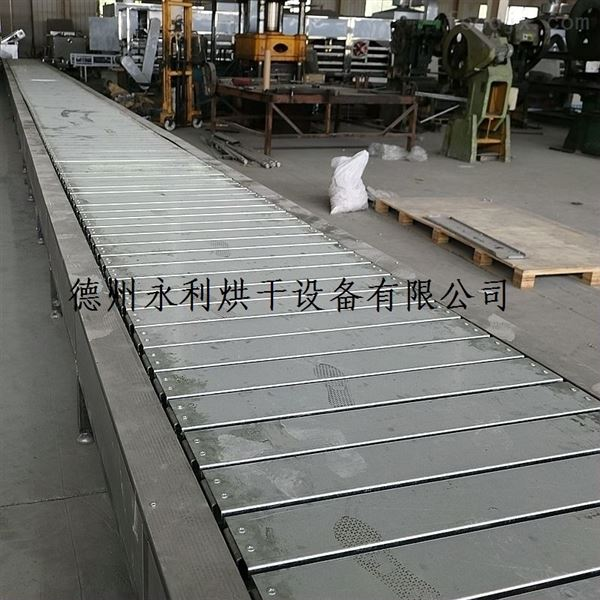 家居木门输送机 重载式扣板链板输送设备