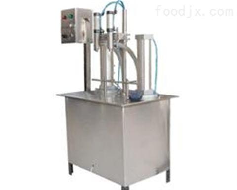 BSJ型半自动油类灌装机(简易型)