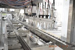液体灌装机细节