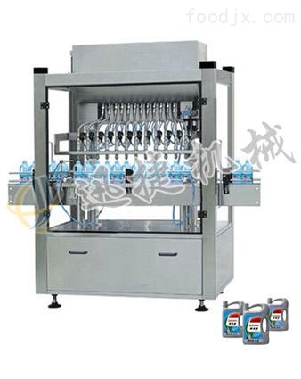 防冻液灌装机-冷却液灌装机-冷冻液灌装机
