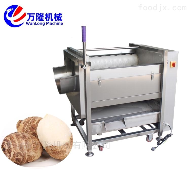 广东厂家生姜鲜姜番薯去皮机加工设备