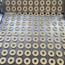 HQ-BG400/600双链条自动排盘饼干成型机 多功能桃酥饼干设备