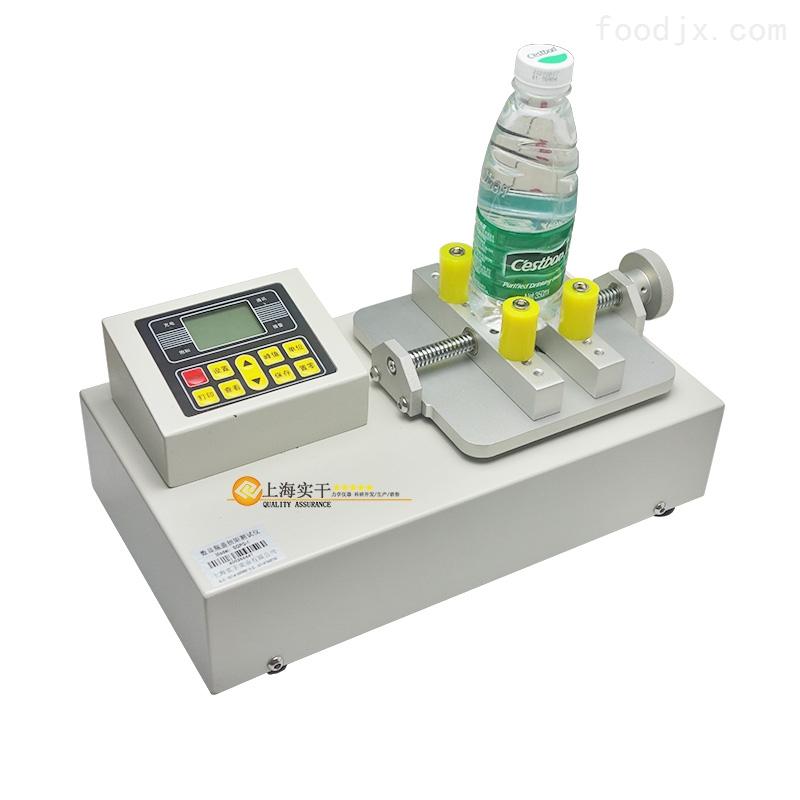 瓶盖预紧力测试仪器