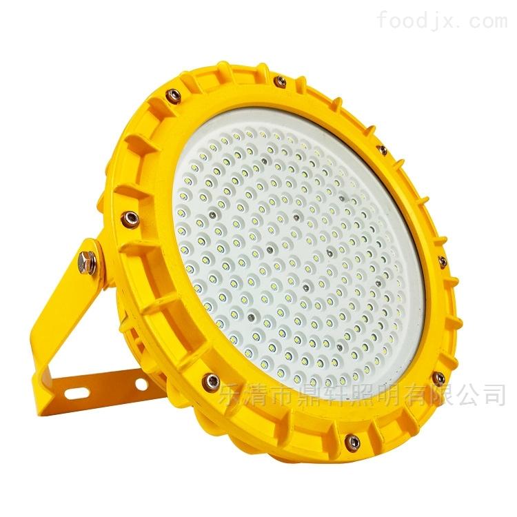 40W/50W壁挂式LED防爆灯 油库圆形泛光灯