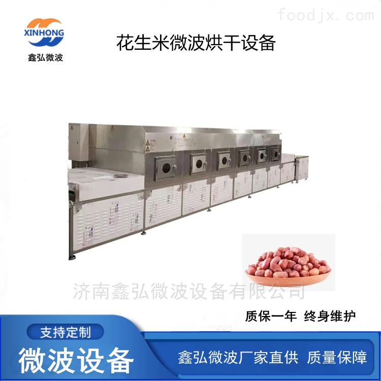 花生米微波熟化设备 微波杀菌设备