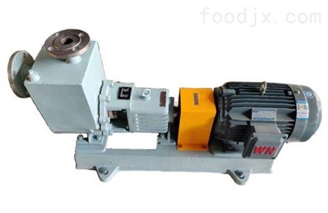 IH-Z型不锈钢化工自吸泵