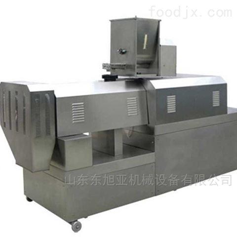 全自动油炸食品生产线膨化食品设备