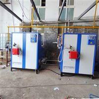 300kg燃气蒸汽发生器钢管厂加热水清洗除油