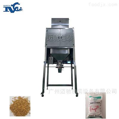 25公斤牛羊饲料定量包装机