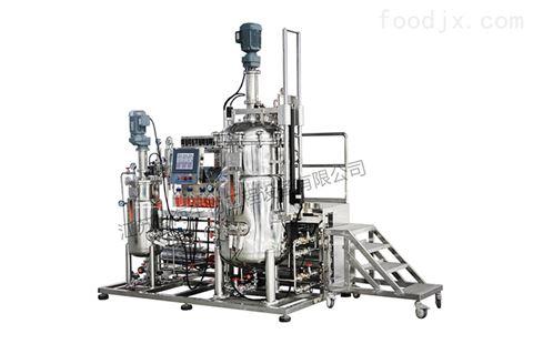 KRH-BPJ10L-100L二级机械搅拌不锈钢发酵