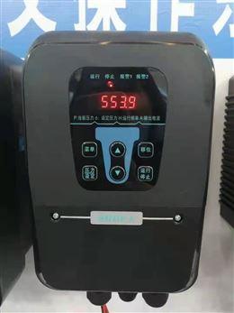 上海北弗防雨型背负式变频器恒压供水专用