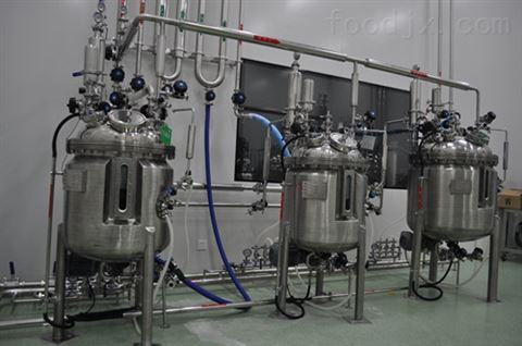 磁力搅拌疫苗发酵罐(300L)