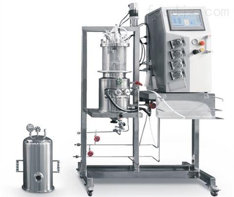 玻璃发酵罐(原位灭菌机械搅拌立式)