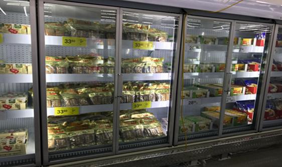 """解決速凍食品鎖鮮問題 立式冷凍柜有望""""大展拳腳"""""""