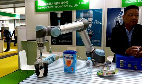 """""""焊""""牢五大核心优势 焊接机器人吸睛无数"""
