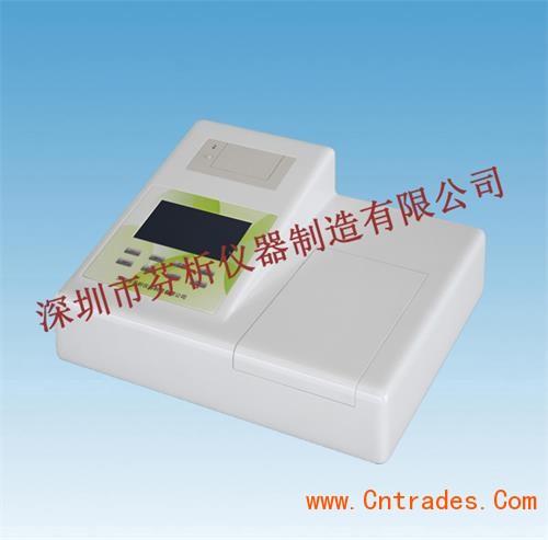 病害肉检测仪 肉类新鲜度、组胺、细菌毒素检测仪
