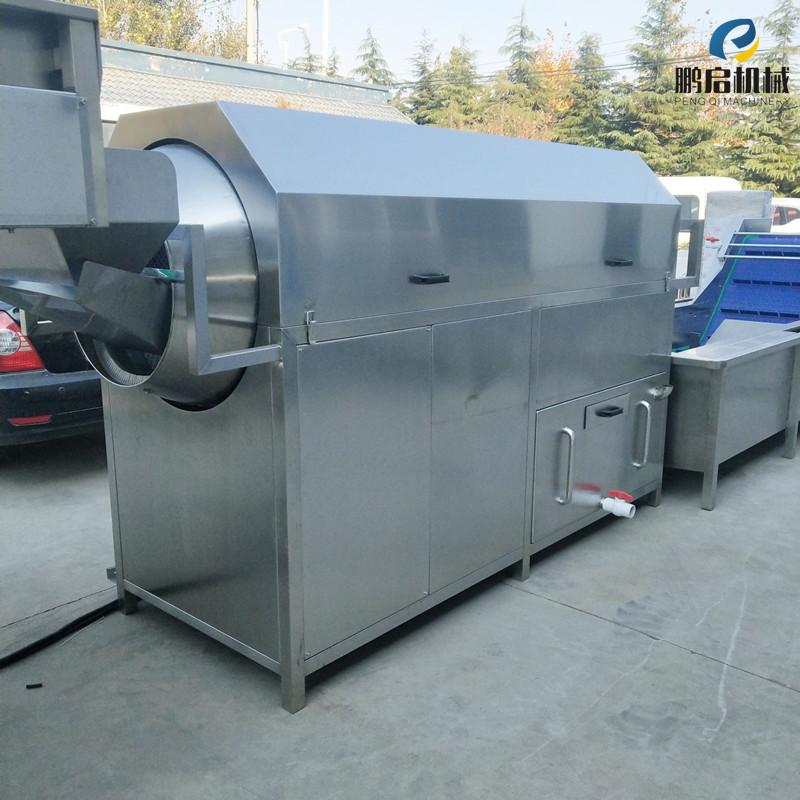 滨州连续式滚筒洗袋机