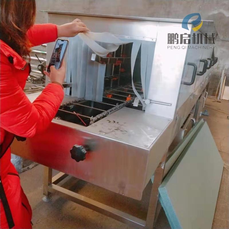 云南养殖筐洗筐机