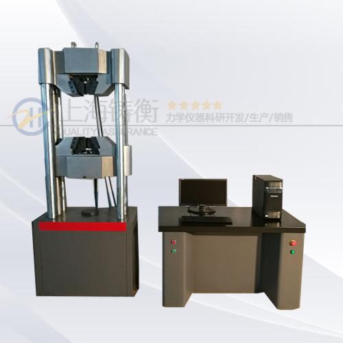 电脑控制塑料拉力试验机图片