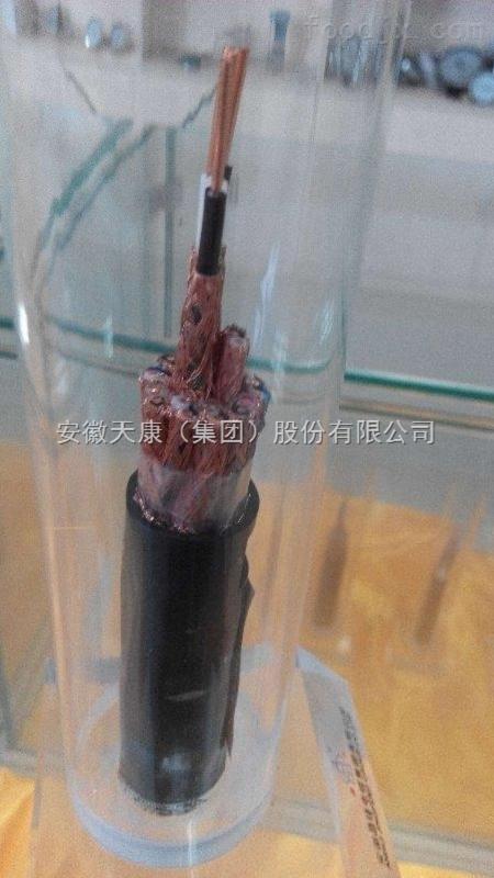 黄骅市耐高温控制电缆KFFP-4*1.5