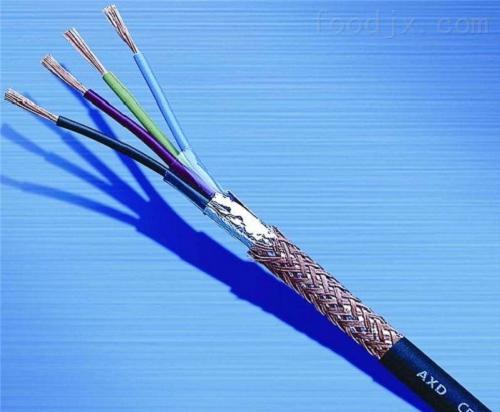 尉犁县耐高温计算机电缆ZR-DJYPVP-2*2*1.0