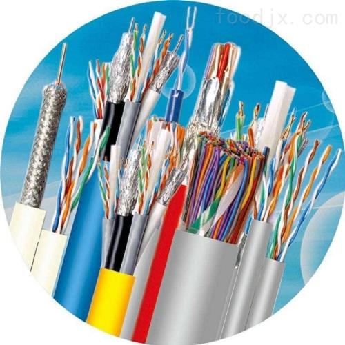 萧县耐高温计算机电缆DJFPFP-2*2*1.0