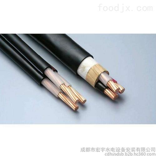 泸溪县扁平电缆ZR-YGGB-3*16