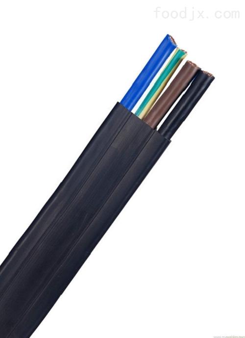 石台县高温扁平电缆YGGB-3*25