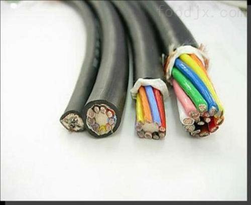 交城县起重机扁平电缆ZR-YFFB-2*2.5