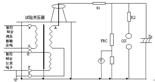 LYYD-25KVA/100KV交流耐压试验变压器