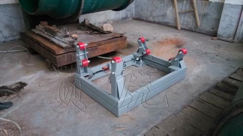 普通电子钢瓶秤2吨丨碳钢电子钢瓶秤0.8*1.2米