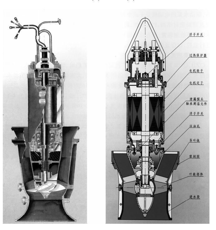 <strong>800ZDB-125潜水轴流泵</strong>价格