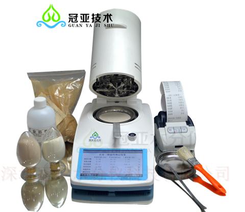 白卡纸板水分测量仪检测方法/工作原理